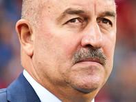 Черчесов назвал состав сборной России по футболу на сентябрьские игры