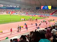 На чемпионате мира легкоатлет помог финишировать конкуренту, установив при этом личный рекорд (ВИДЕО)
