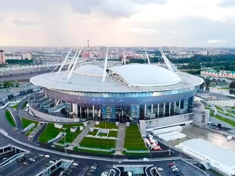 Санкт-Петербург в 2021 году примет финальный матч Лиги чемпионов
