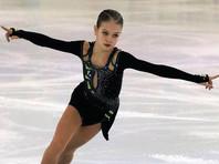 Фигуристка Александра Трусова исполнила три четверных прыжка в одной программе