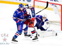 Хоккеист ЦСКА забросил шайбу в ворота СКА и посвятил ее бабушке