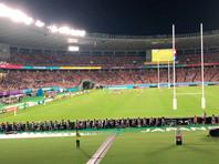 Российские регбисты проиграли японцам в стартовом матче Кубка мира