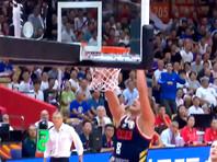 Баскетболисты сборной России досрочно вышли во второй раунд Кубка мира