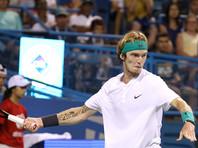 Рублев пробился в четвертый круг US Open, Медведева вновь оштрафовали за неспортивное поведение