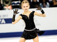 Александра Трусова попала в Книгу рекордов Гиннесса