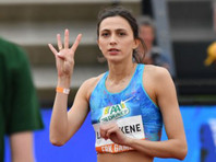 Мария Ласицкене объявила о намерении ведущих легкоатлетов покинуть Россию