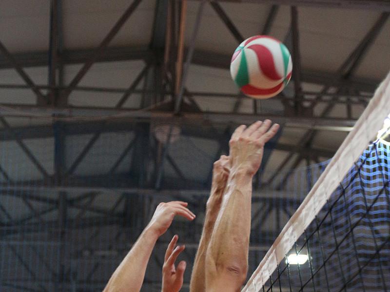 Мужская сборная России по волейболу одержала победу над командой Турции в стартовом туре чемпионата Европы