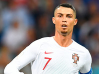 Футболисты Португалии разгромили Литву благодаря покеру Криштиану Роналду