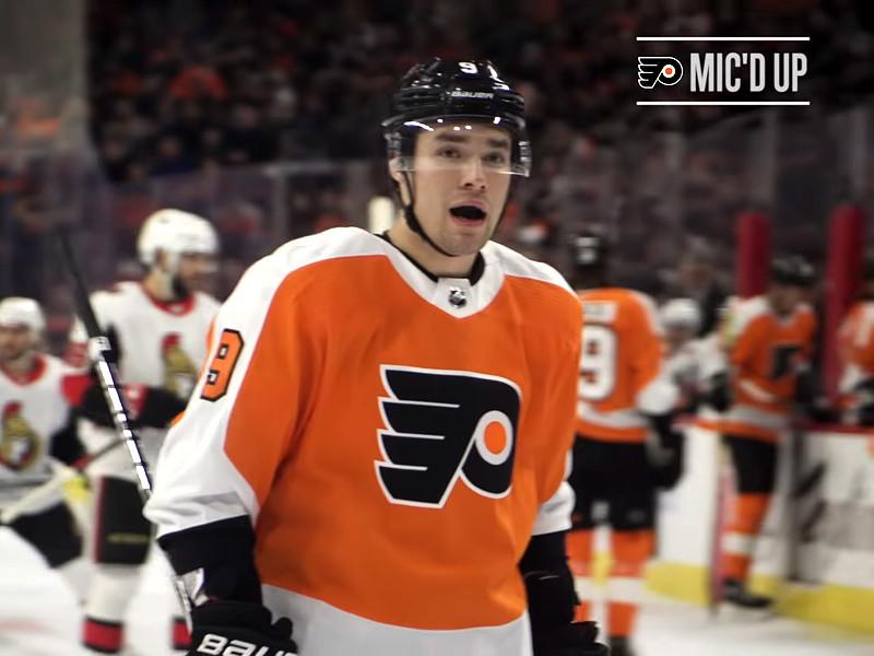 Иван Проворов стал самым дорогим российским защитником в истории НХЛ