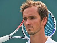 Даниил Медведев выиграл теннисный турнир в Санкт-Петербурге