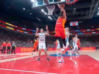 Испанские баскетболисты стали победителями Кубка мира