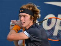 Теннисист Андрей Рублев не смог пробиться в четвертьфинал US Open