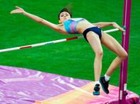 Мария Ласицкене стала трехкратной чемпионкой мира в прыжках в высоту