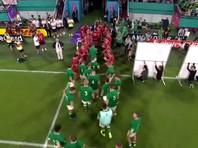 Сборная России по регби потерпела очередное поражение на Кубке мира