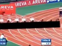 Иранцам показывают по телевизору черные прямоугольники вместо легкоатлеток