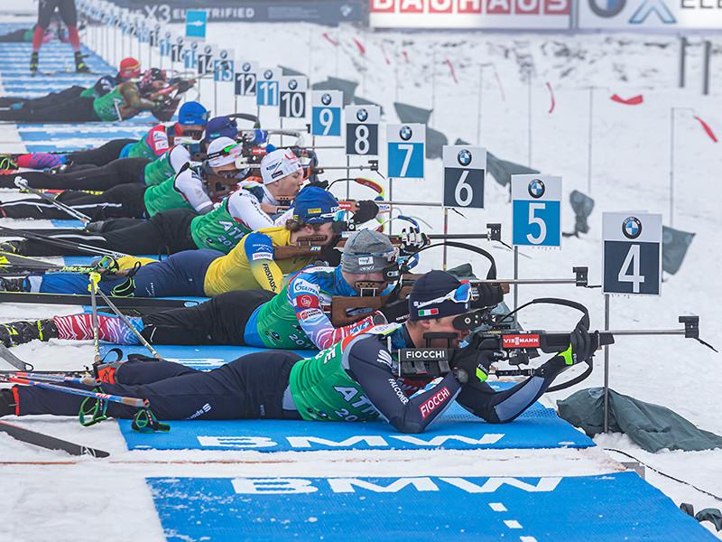 Биатлонисты России обновили свой антирекорд по числу гонок подряд без наград в Кубке мира