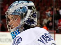 Василевский перед Матчем звезд НХЛ повторил свое знаменитое чудо-спасение (ВИДЕО)
