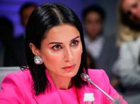 Тина Канделаки не поддержала проведение в РФ альтернативных Олимпийских игр