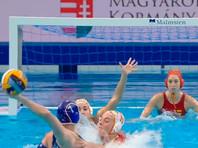 Российские ватерполистки уступили испанкам в финале европейского первенства
