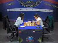 Александра Горячкина уступила китаянке Цзюй Вэньцзюнь в девятой партии матча за шахматную корону