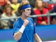 Андрей Рублев выиграл второй турнир ATP подряд