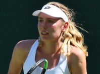 Лучшая теннисистка страны добралась до третьего круга Australian Open
