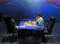 Горячкина и Вэньцзюнь сохранили паритет в матче за шахматную корону