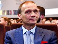 Президент Союза биатлонистов России (СБР) Владимир Драчев