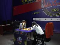Горячкина проиграла Вэньцзюнь на тай-брейке матча за шахматную корону