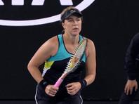 Анастасия Павлюченкова пробилась в четвертьфинал Australian Open