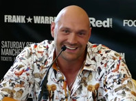 Боксер Тайсон Фьюри мастурбирует по семь раз в день, готовясь к титульному бою