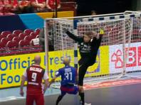 Российские гандболисты с поражения стартовали на чемпионате Европы