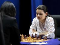 Россиянка Александра Горячкина одержала победу над обладательницей мировой шахматной короны китаянкой Цзюй Вэньцзюнь в восьмой партии матча за звание чемпионки мира, который проходит в эти дни во Владивостоке