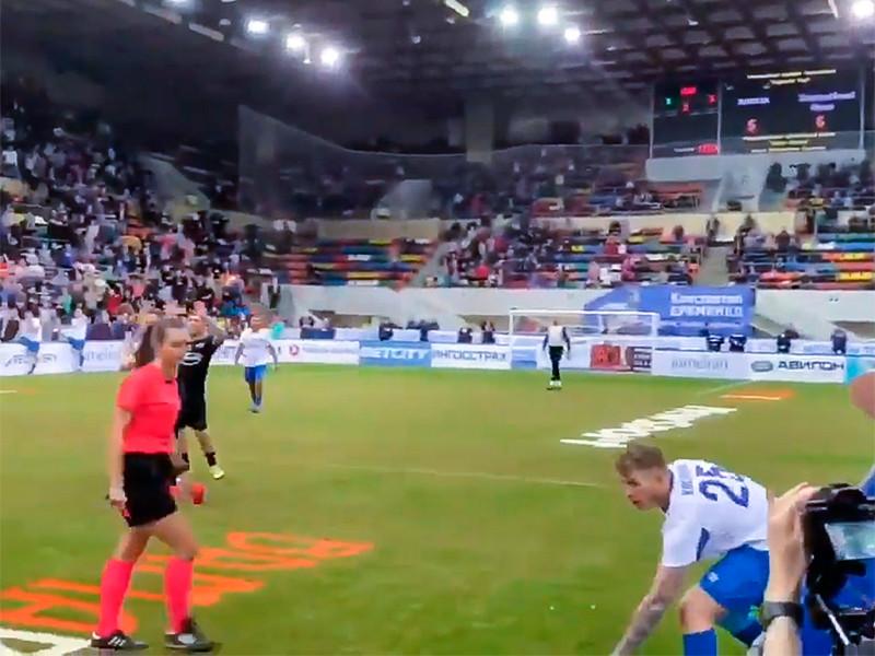 Кубок легенд футбола впервые за 12 лет не достался России по итогам скандального финала