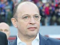 Сергей Прядкин оказался единственным кандидатом на выборах президента РПЛ