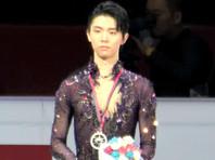 Фигурист Юдзуру Ханю побил мировой рекорд по баллам в короткой программе
