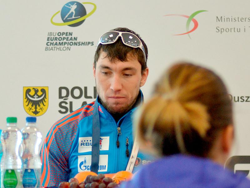 В номерах российских биатлонистов итальянская полиция провела обыски
