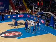 Баскетболисты сборной России в гостях уступили команде Италии в своем стартовом матче квалификации чемпионата Европы 2021 года