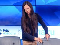 Евгения Медведева развеяла миф о пьющих фигуристах