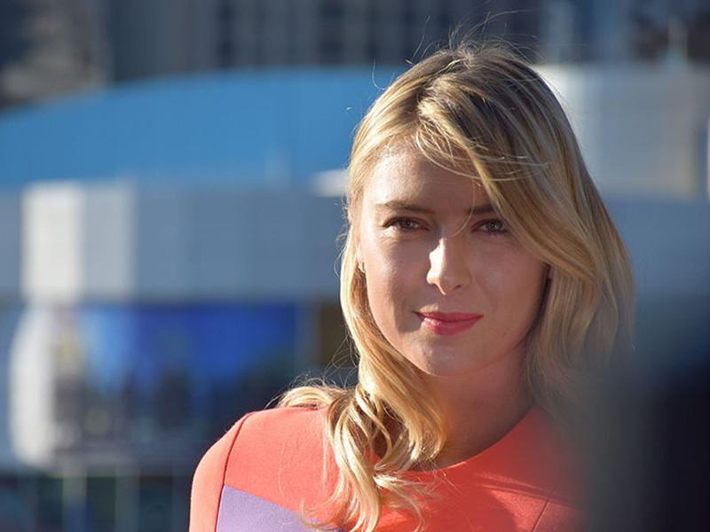 Шарапова стала самой высокооплачиваемой российской спортсменкой десятилетия