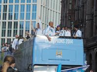 """Футбольный клуб """"Манчестер Сити"""" может лишиться звания победителя чемпионата Англии сезона-2013/14 из-за разбирательств по нарушениям финансового fair play"""