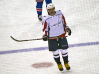 Овечкин вышел на первое место в гонке снайперов НХЛ после 27-го хет-трика в карьере