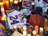 В Лос-Анджелесе прошла церемония прощания с баскетболистом Коби Брайантом