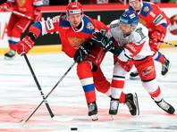 Российские хоккеисты проиграли все матчи на шведском Евротуре