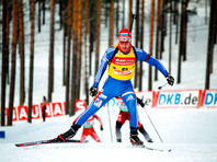 Биатлонист Евгений Устюгов лишен золота Олимпиады в Сочи