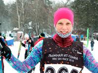 Айтишники бросили вызов олимпийским чемпионам  по лыжным гонкам