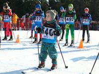 Детские старты всегда входят в программу IT-ГОНКИ/RRC SKI RACE
