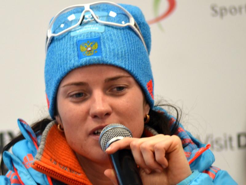 Биатлонистка Светлана Слепцова оспорила свою дисквалификацию в суде Лозанны