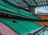 В Италии из-за коронавируса отменили все спортивные мероприятия