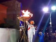 Греки отменили эстафету олимпийского огня - его тихо передадут японцам